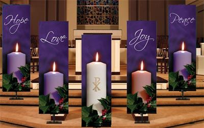 the meaning of the advent wreath westville presby. Black Bedroom Furniture Sets. Home Design Ideas