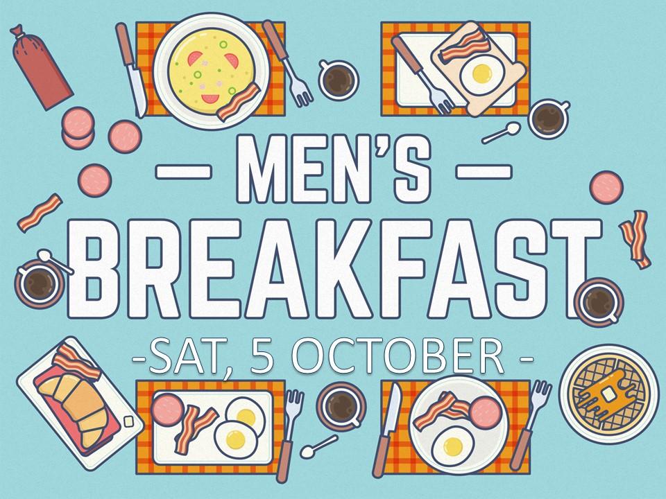 Mens Breakfast_5OCT19
