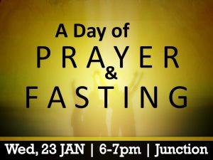 Prayer & Fasting_23JAN19