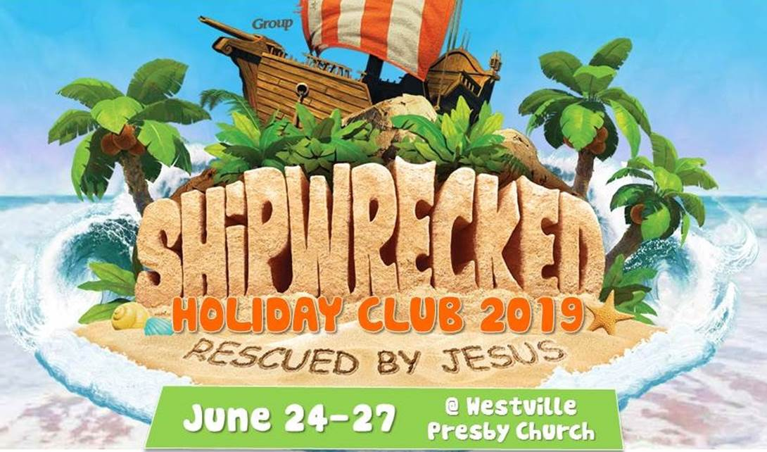 Shipwrecked Holiday Club 2019te
