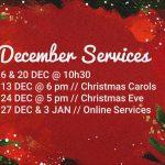 December Services 2020