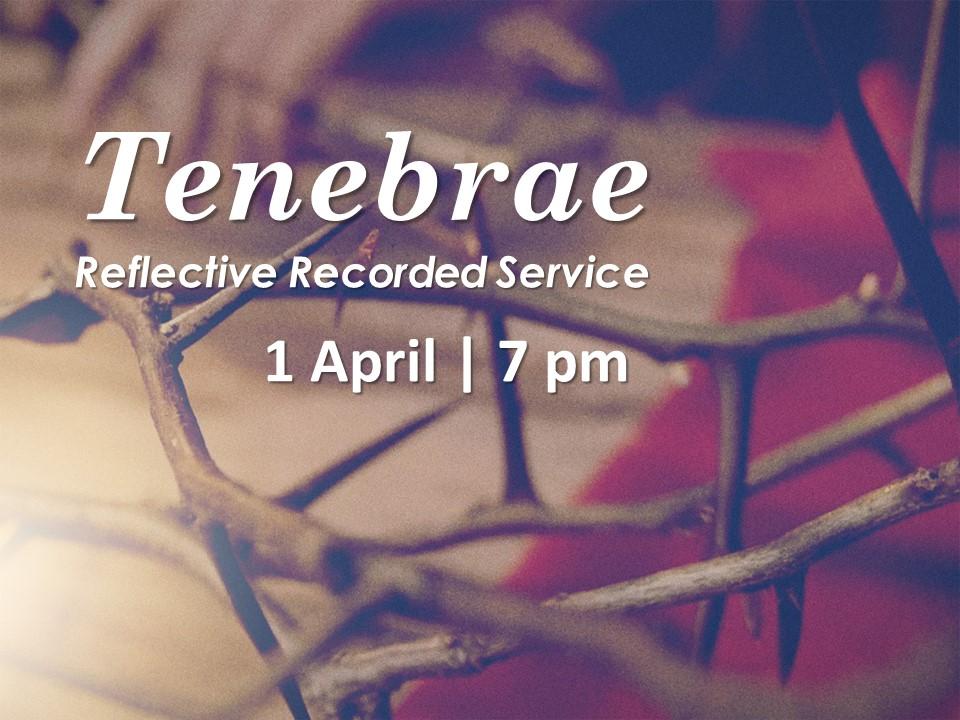 Tenebrae Service_1APR21