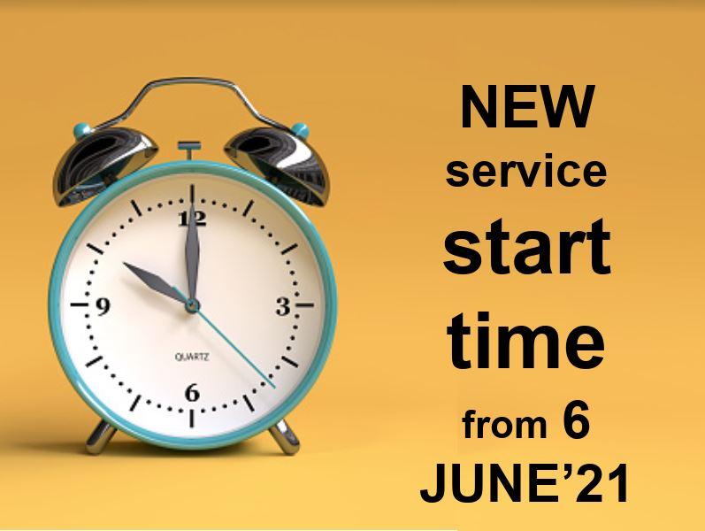 New Service Time_JUN21